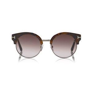 NIB TOM FORD Tortoise Shell Sunglasses